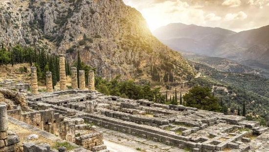 những điểm du lịch nổi tiếng ở hy lạp
