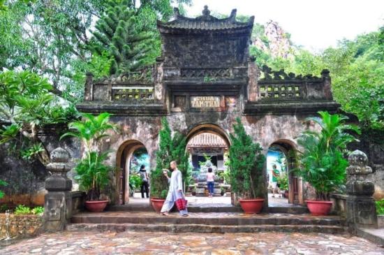 Tham Quan Ngũ Hành Sơn Đà Nẵng