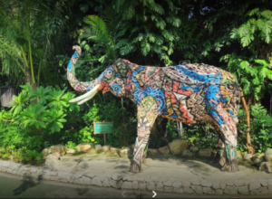 Vườn thú safari world bangkok thái lan