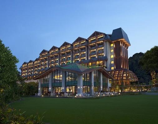 khách sạn gần Thủy cung S.E.A. Aquarium