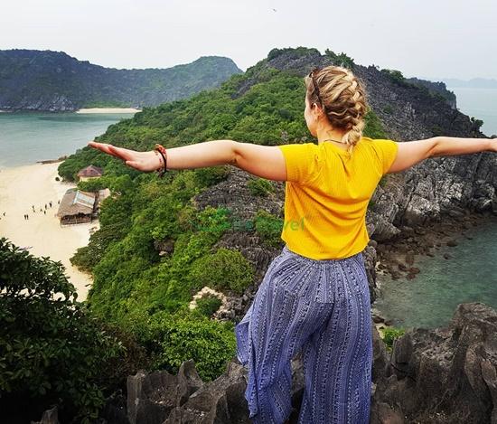 Top 5 điểm du lịch cát bà