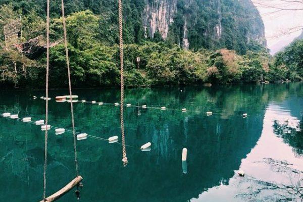 Tour Quảng Bình Suối Moọc - Động Thiên Đường