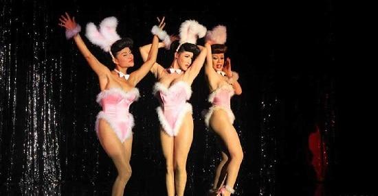 Show Calypso Cabaret Bangkok
