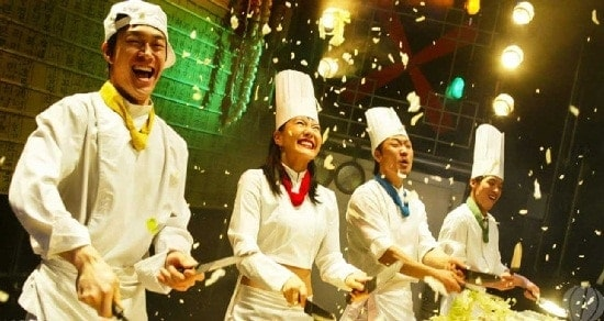 Show Cookin Nanta Bangkok