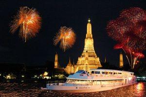 Vé ăn buffet trên du thuyền Chao Phraya Princess
