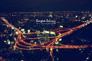 Vé Buffet Bangkok Balcony Baiyoke Sky tầng 81