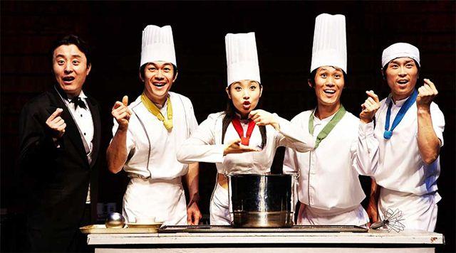 Vé Show Cookin Nanta Bangkok