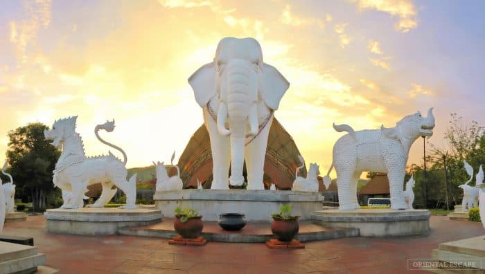 Vé tham quan vườn thú đêm Chiang Mai - Chiang Mai Night Safari