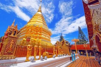 Tour Wat Phra That Doi Suthep Chiang Mai
