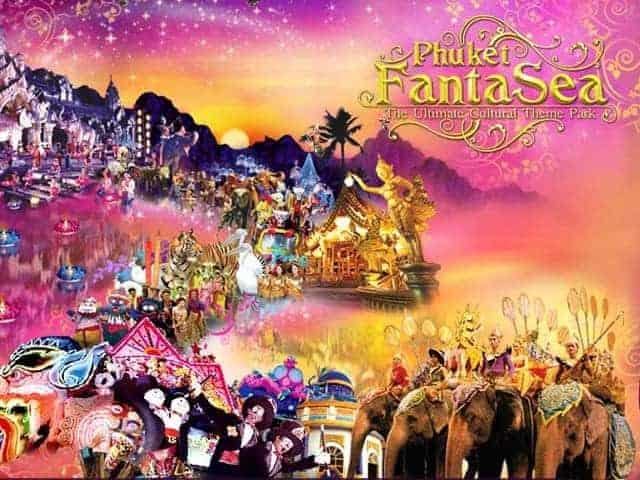 fantasea show