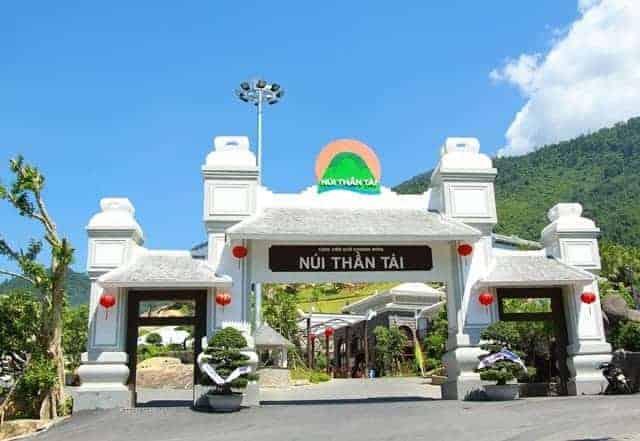 Tour Núi Thần Tài 1 Ngày