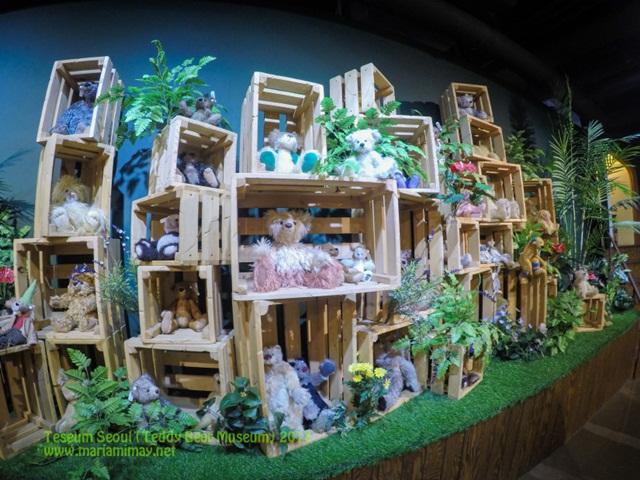 Vé Teddy Bear Theme Park Teseum và Mirror Maze Seoul