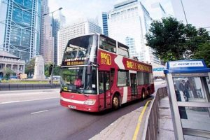 Big Bus Tours Hong Kong