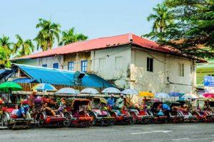 Tour Xe Ba Bánh Khám Phá Khu Di Sản