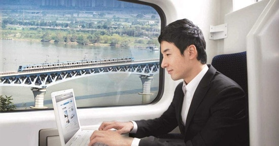 Vé Tàu Express sân bay Incheon đến trung tâm thành phố Seoul AREX