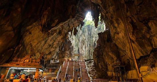 Vé tham quan ngoại Ô Kuala Lumpur và Hang Batu