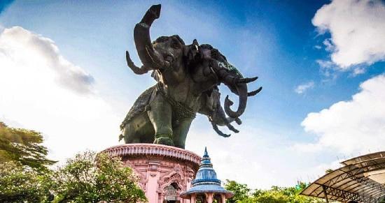 Erawan Museum & Ancient Siam