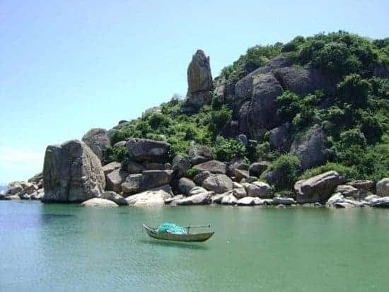 Tour Nha Trang 3 đảo - Hòn Mun - Hòn Một - Bãi Tranh 1 ngày