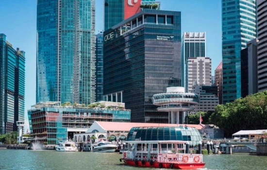 Vé River Cruise by WaterB Singapore
