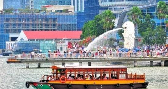 Vé River Cruise Singapore