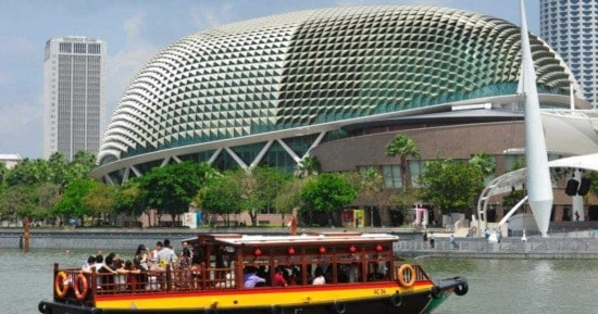 Vé River Cruise Singapore