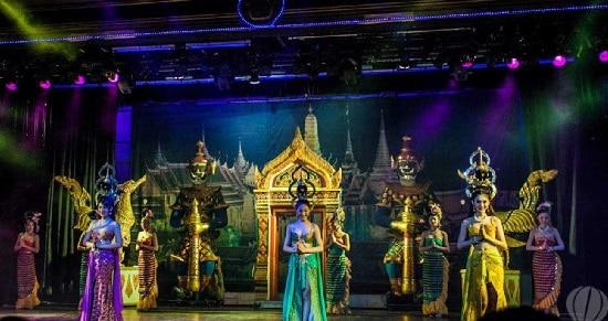 Show Golden Dome Cabaret Bangkok
