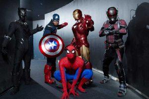 The Marvel Experience Bangkok