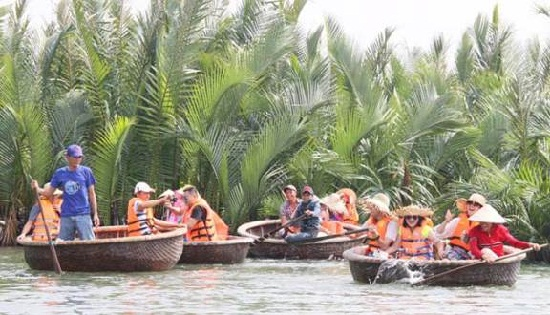 Tour Du Lịch Đà Nẵng - Rừng Dừa Bảy Mẫu 1 ngày