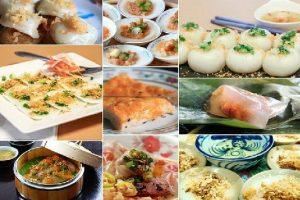 Tour thưởng thức ẩm thực Huế