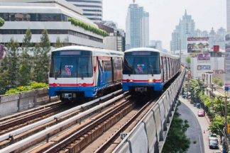 Thẻ BTS Skytrain Rabbit Card
