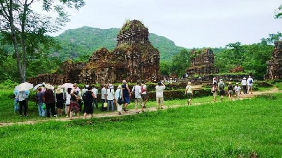 Tour Đà Nẵng Thánh Địa Mỹ Sơn Hội An 1 ngày