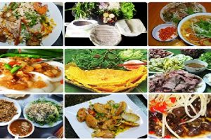 Tour đi xe máy thưởng thức ẩm thực Đà Nẵng