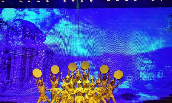 Vé xem show Charming Đà Nẵng