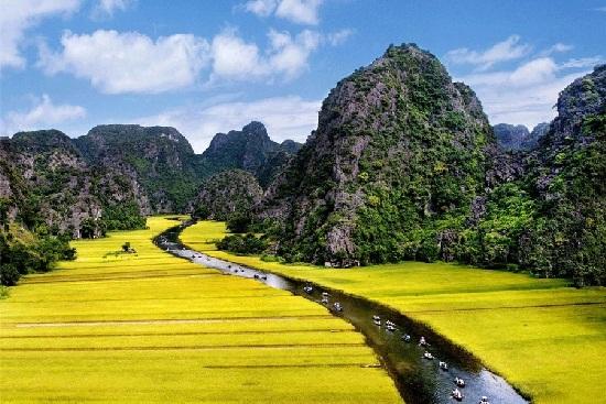 Tour du lịch Hà Nội - Tam Cốc - Cố Đô Hoa Lư