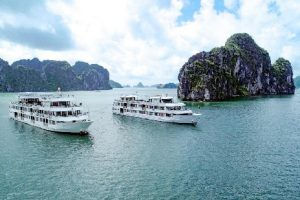 Tour Hạ Long 3 ngày 2 đêm du thuyền Athena Elegence