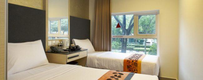 Marrison Hotel - Top 10 khách sạn Singapore giá rẻ dưới 100$