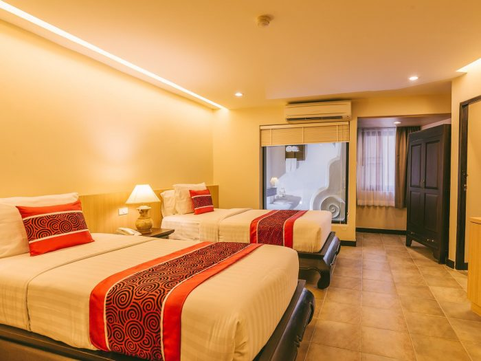 Khách sạn & Spa Raming Lodge - Tất tần tật kinh nghiệm du lịch Chiang Mai Thái Lan