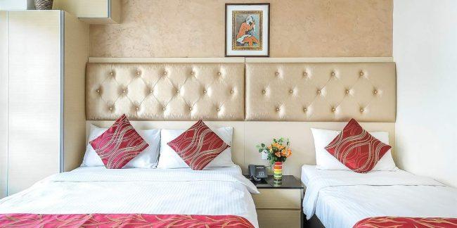 Sandpiper Hotel - Top 10 khách sạn Singapore giá rẻ dưới 100$