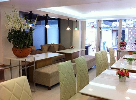 Smile Society Boutique Hostel - Top 9 khách sạn giá rẻ tại Bangkok