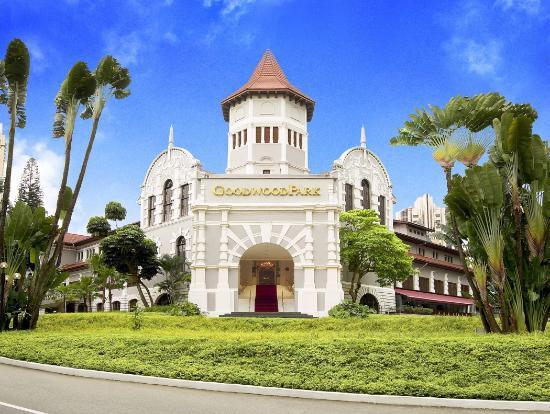 Goodwood Park Hotel - Khách sạn ở Singapore