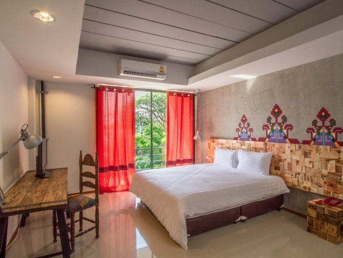 Khách sạn Chiang Mai Chaiyo - Tất tần tật kinh nghiệm du lịch Chiang Mai Thái Lan