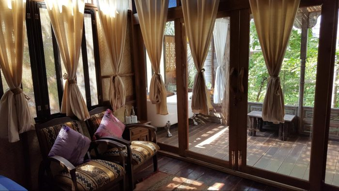 Khách sạn Baan Boo Loo Chiang Mai - Tất tần tật kinh nghiệm du lịch Chiang Mai Thái Lan
