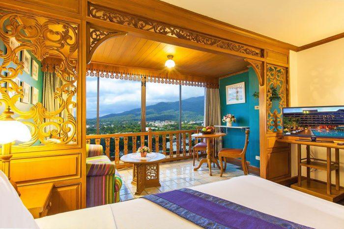 Khách sạn Lotus Hotel-Pang Suan Kaew - Tất tần tật kinh nghiệm du lịch Chiang Mai Thái Lan