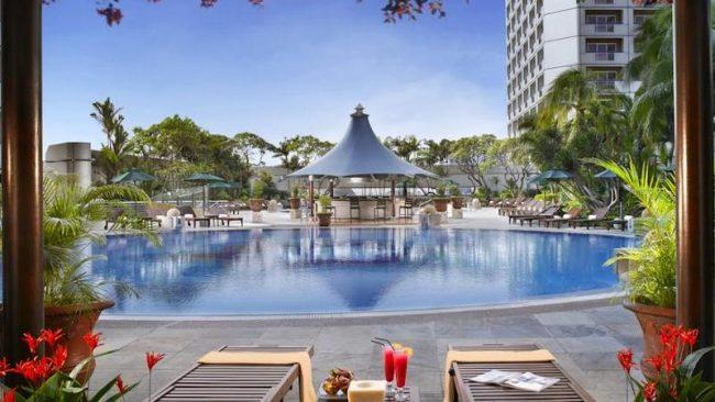 Khách sạn Swissôtel The Stamford - Khách sạn ở Singapore
