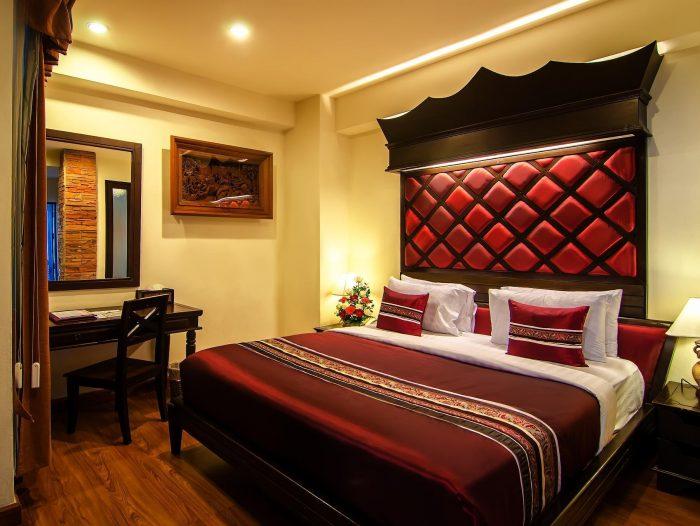 Phòng ngủ - Tất tần tật kinh nghiệm du lịch Chiang Mai Thái Lan