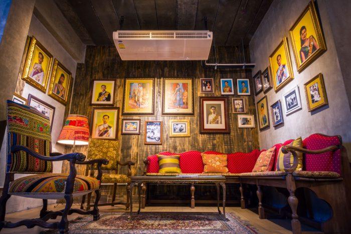Phòng trưng bày - Tất tần tật kinh nghiệm du lịch Chiang Mai Thái Lan
