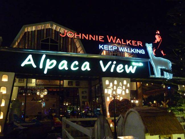 Alpaca View - Điểm vui chơi cho trẻ em ở Bangkok