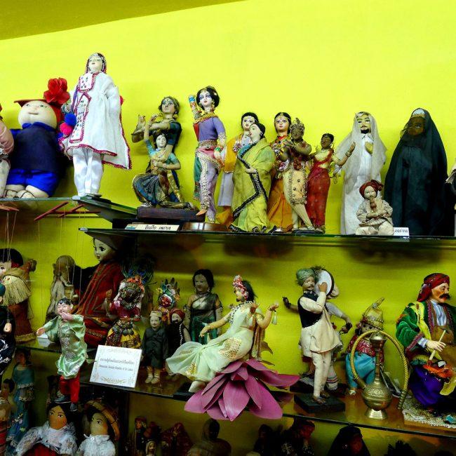 Bangkok Doll Factory and Museum - Điểm vui chơi cho trẻ em ở Bangkok