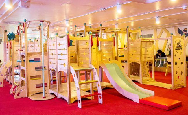 Imaginia Playland - Điểm vui chơi cho trẻ em ở Bangkok