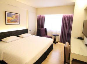 Residence Rajtaevee - Khách sạn ở Bangkok giá rẻ